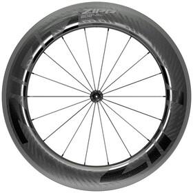 """Zipp 808 NSW Roue Avant 28"""" 100mm Carbon Clincher Tubeless QR, black"""